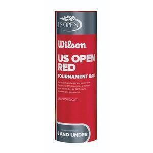Pelota Para Tenis Wilson Punto Rojo