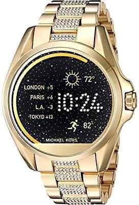 Reloj Michael Kors Smartwatch Cristales Caja Sellada