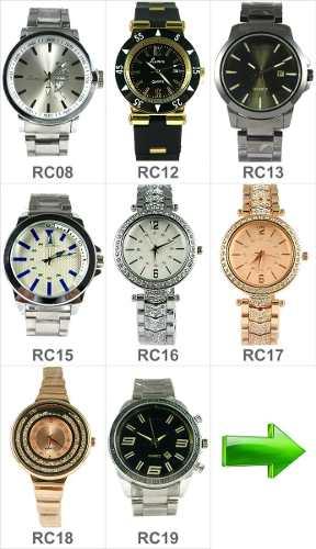 Reloj Relojes Metalico De Calidad Precio Mayoreo Variedad