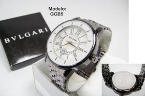 Relojes. B V L G A R I. Varios Modelos Nuevos Con Envio
