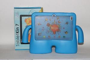 Tablet 7 Niños Quadcore 8 Gb Hd Funda Uso Rudo