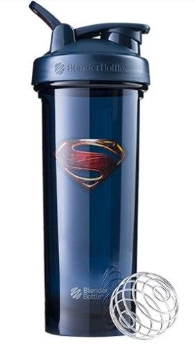 Vaso Mezclador Shaker De Superman Dc Comics Blender