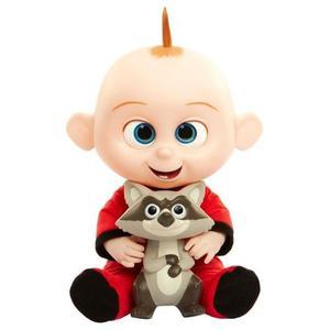 Disney Pixar Increibles 2 Jack-jack Attacks 35cm Luz Y Sonid