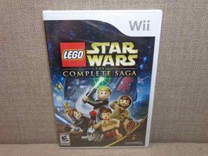 Lego Star Wars Nuevo Wii