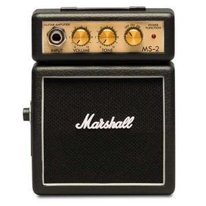 Micro Amplificador Marshall Ms-2 Negro