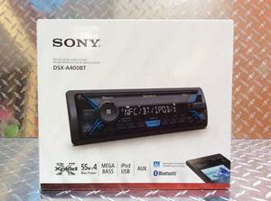 Auto Estéreo Sony Dsx-a400bt Bluetooth Usb Aux Fm-am