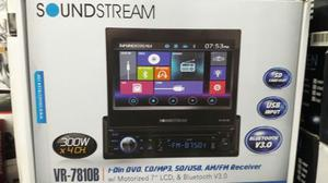 Autoestereo Soundstream Vr-b