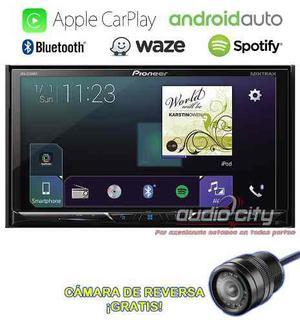 Autoestéreo Pantalla 2 Din Pioneer 7 Avh-zbt Car Play