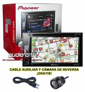 Autoestéreo Pantalla Pioneer 6 Avh-x395bt Bluetooth Spotify