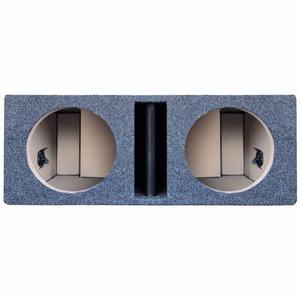 Cajón Dbox Para Woofers De 12 Pulgadas 2x12spc Premium Spl
