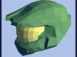 Casco Halo Master Chief Para Armar