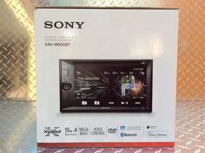 Estereo De Pantalla Sony Xav-w650bt Doble Din Bluetooth