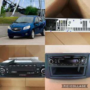 Estéreo Chevy Aveo Matiz Spark Usb Aux Bluetooth Mp3 Vw