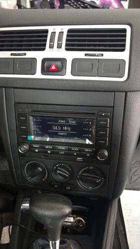 Estéreo Jetta A4 Gli Golf Gti Clásico Bluetooth Origuinal