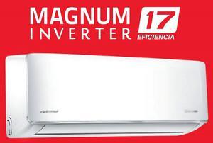 Minisplit Inverter Mirage Magnum  Ton 220v Solo Frío