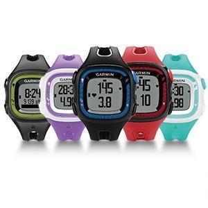 Reloj Gps Garmin Forerunner 15 Varios Colores