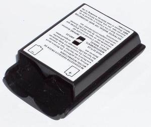 5 Tapa Porta Baterias Para Control De 360 Negra