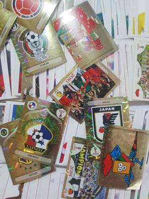 50 Estampas Panini Mundial World Cup  Sin Repetir