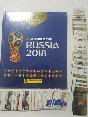 Album Pasta Dura+ 100 Estampas Fifa Wold Cup Russia +dhl