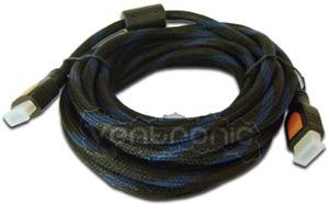 Cable Hdmi p Full Hd 5m Xbox 360 Laptop Pantalla Lcd /e