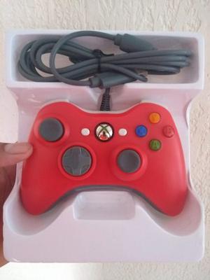 Control Alambrico Generico Para Xbox 360 Nuevo