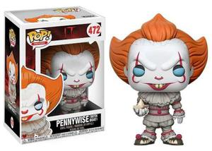 Funko Pop It Pennywise With Boat Payaso