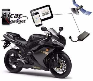 Gps Localizador Inmovilizador Moto Plataform App Chip Regalo