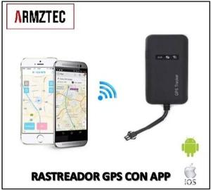 Gps Tracker Rastreador Satelital Localizador Carro Moto Auto