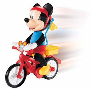 Mickey Mouse Bici Mágica Electrónico Fisher Price