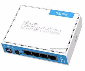 Mikrotik Rb941 Haplite + Hotspot + Internet Por Fichas