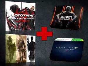 Pack De Juegos Digitales Xbox 360