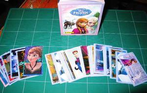 Panini Estampas Album Disney Frozen