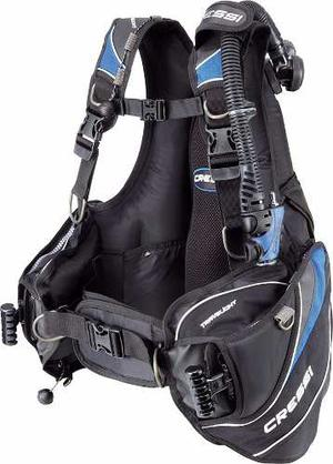 Remate Chalecos Travelight Cressi Para Buceo Tallas Unicas