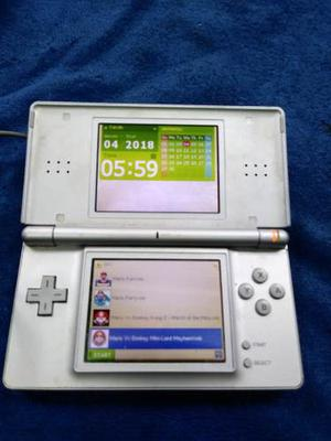 Nintendo Ds Lite Precio A Tratar Con Juegos Incluidos