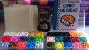 Estuche Con  Beads Mini+base+pinzas+accesorios Em3mini