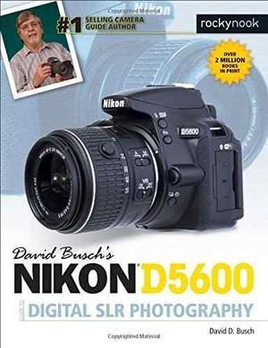 Guía Nikon D De David Busch Para Fotografía Slr