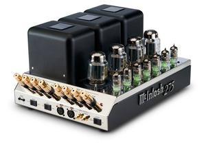 Mcintosh Mc275 Amplificador Estereo De Bulbos 2 X 75 Watts