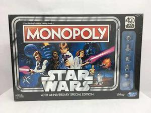 Monopoly Star Wars Disney Hasbro