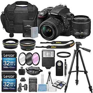 Nikon D Cámara Réflex Digital Slr De 24.2mp Con Af-s