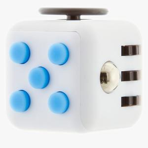 Nuevo Cubo Juguete Hand Fidget Cube Antiansiedad Antiestres