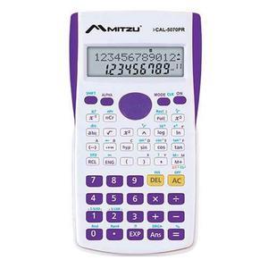 Calculadora Cientifica 229 Funciones Mitzu Cal-pr