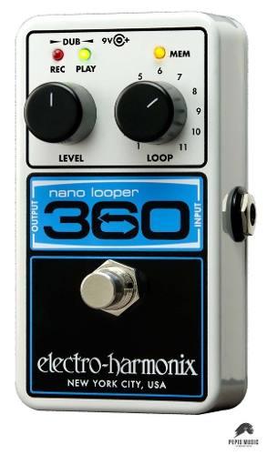Electro Harmonix 360 Nano Looper - Pepismusic