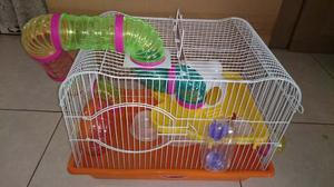 Jaula Para Hamster Fresno Mod. 3