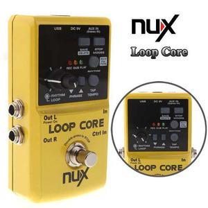 Loop Core (drum & Looper) Nux - Envio Gratis - Meses