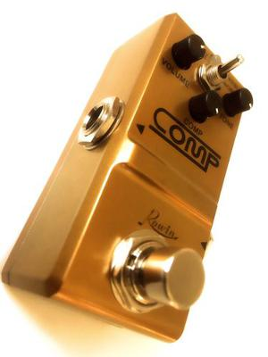 Rowin Nano Pedal Compresor Guitarra Bajo Comp Dyna Aguilar