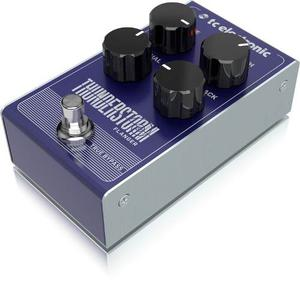 Tc Electronic Pedal Flanger Thunderstorm True Bypass 12 Msi