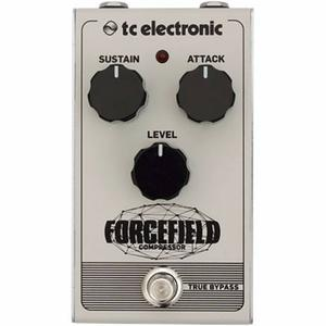 Tc Electronic Pedal Forcefield Compresor True Bypass