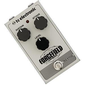 Tc Electronic Pedal Forcefield Compresor True Bypass Analogo