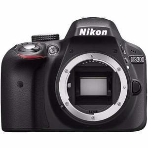 Camara Fotográfica Digital Slr Nikon D
