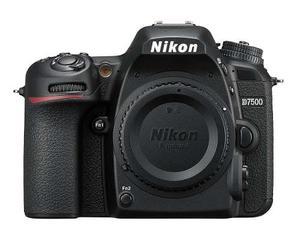 Cámara Digital Nikon D Formato Dx Cuerpo Slr -negro